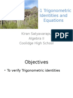 9-1 trig identities