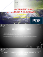 final slss characteristics and effects of a hurricane 10 03 16