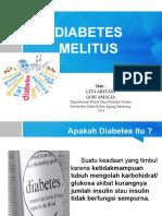 Diabetes Melitus Fix Penyuluhan - Copy