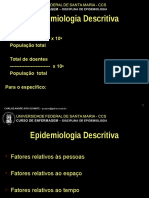 05 - Epidemiologia Descritiva