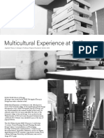 Multicultural Experience at Gulfstream Process Book