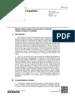 SG report on WS (S-2016-355)-19-04-2016 ESPAÑOL