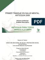 Tamizaje de Salud Mental (DSSA).PDF 2009