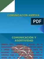 Comunicacion Asertiva. Taller Para Obreros Del María
