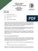 North Hempstead Ethics Reform Proposals