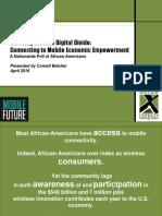 Crossing the New Digital Divide