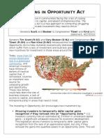 Investing in Opportunity Legislation Factsheet FINAL