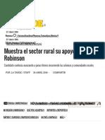 04-26-2016 Muestra El Sector Rural Su Apoyo a Neto Robinson