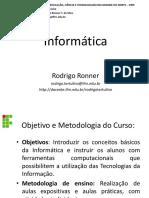 IFRN - Informatica Basica