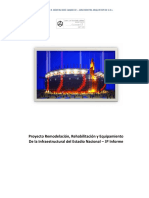 Memoria Descriptiva Arq - Estadio Nacional