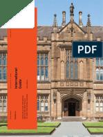 International Guide 2016 (University of Sydney)