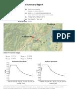 Design Maps Summary Report