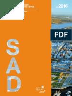 Le Schéma d'aménagement et de développement de l'agglomération de Québec - 2040