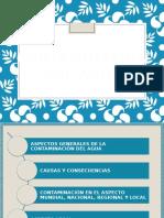 Contaminacion Del Agua EN HUANCAYO