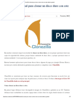 CloneZilla_ Manual Para Clonar Un Disco