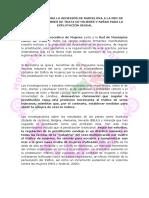 Campaña Adhesión Barcelona a la RED de Municipios Libres de Trata