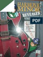 Don Mock - Harmonic Minor Revealed