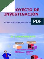 Proyecto de Investigación - Uap