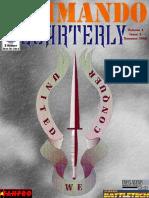 Battletech - Commando Quarterly Vol 2 Issue 2(#04) Summer 3068