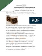 DEFINICIÓN DE DUDA