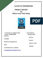 automobile report