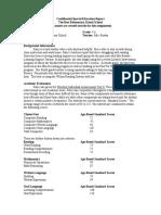 comprehensive evaluation9