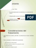 Tratamiento Preeclampsia y Eclampsia