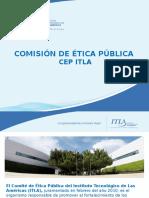 Innovación y desarrollo de la mano de la Ética a nivel institucional.