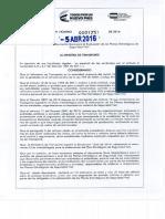 Resolucion 1231:2016 Colombia