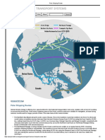 Polar Shipping Routes