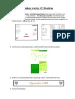 ejercicios de publisher 2