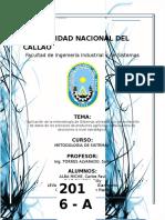 Universidad Nacional Del Callao - Caratula