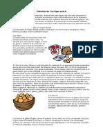 Alimentación  de origen animal.docx