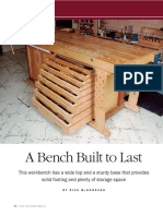 PostarA Bench Built to Last