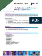 Desarrollo de Aplicaciones Web Usando Tecnología Open Source