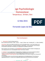 College Psychobiologie #3 Thermo Water Voedsel 2015JG (2)