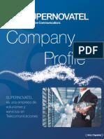 SNT - Company Profile 2016