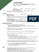 Rachit Chhajer Resume 5-6-2010