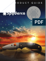 Spyderco Knives 2016 Product Catalog