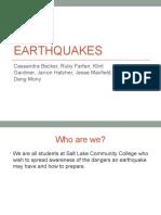 earthquake final