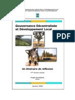 Gouvernance Decentralisee et DevLoc