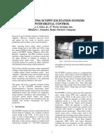 Retrofitting SCT/PPT Excitation Systems