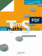 Term S Maths Repères - Livre Du Professeur [2011]