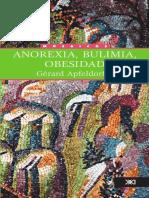 Libro Anorexia Bulimia Obesidad - Gerard