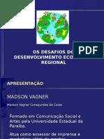 Desenvolvimento Economico Regional