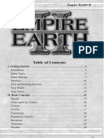 Empire earth 2 manual