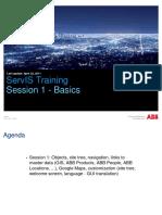 ServIS Training
