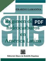 Aspectos Jurídicos y Legales de La Industria de Los Hidrocarburos