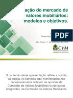 4 Flavia Mouta Cvm Regulacao Do Mercado de Valores Mobiliarios 125118