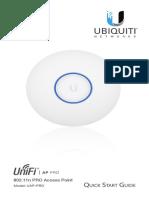 Unifi AP Pro Qsg